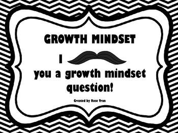 FREEBIE  Growth Mindset Cards!