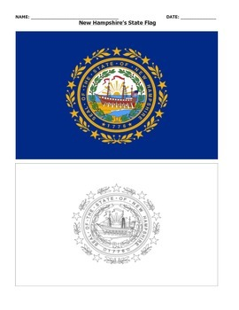 NEW HAMPSHIRE FACTS UNIT (GRADES 3 - 5)