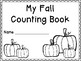 NEW  Hello Fall! Let's Count to 20!