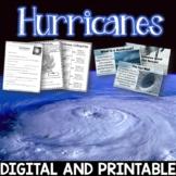 Hurricanes Editable PowerPoint and Printables Freebie