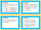 NEW  I'm Ready! Math Test Prep Task Cards PERFECT for 4th Grade
