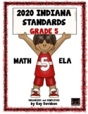 Indiana Standards: Simplified for Fifth Grade Math and ELA