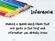 NEW  Inference Task Cards Grades 3-5 GREAT FOR GUIDED READING OR CENTERS!