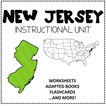 NEW JERSEY Instructional Activities/Mini-Unit