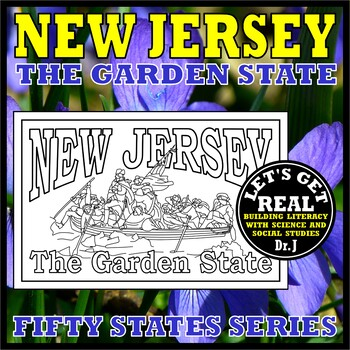 NEW JERSEY: The Garden State (Fifty States series)