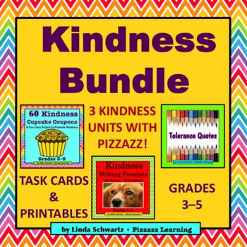 KINDNESS BUNDLE • GRADES 3–5