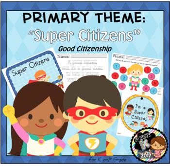 Primary Theme - Citizenship