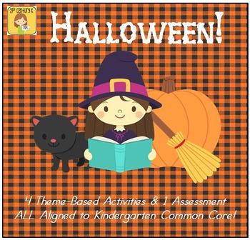 Kindergarten Theme - Halloween