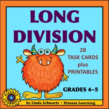 LONG DIVISION • GRADES 4-5