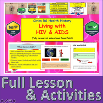 NEW - Living with HIV and AIDS - Raising awareness