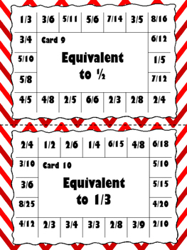 NEW  Math Punch/Clip Cards Gr 4-6 NO PREP CENTER ACTIVITY