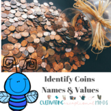 Identify Coin Names and Values