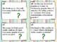 NEW  Measurement & Conversion Task Cards (TEKS 4.8A,4.8B,4.8C & CC 4.MD.A.1)