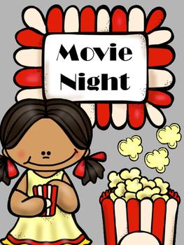 How to Host a PTA Movie Night Event, Movie Fundraiser, Class Movie Reward Party