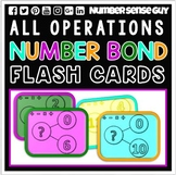 NEW NUMBER BOND CARDS (ALL OPERATIONS)