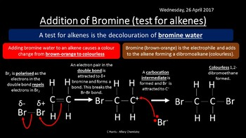 NEW OCR B (Salters) DF - Alkenes, Fuels and Polymers revision