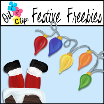 NEW!!! Oil Clips - Holiday FREEBIE!