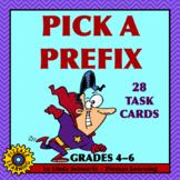 PICK A PREFIX • GRADES 4–6