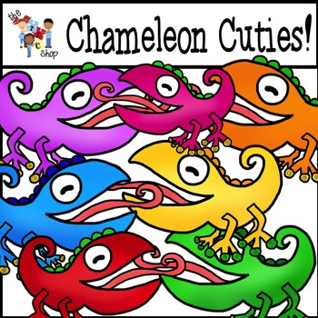 Chameleon Cuties!