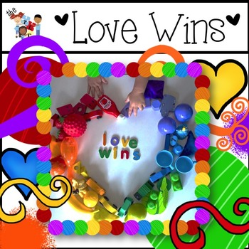 Love Wins Clipart Set