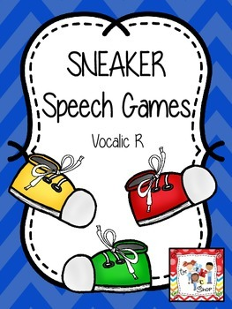 Sneaker Speech Games: Vocalic R