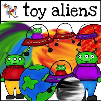 Toy Aliens