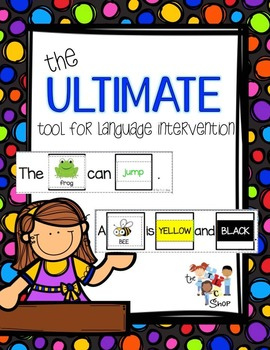 The ULTIMATE Language Intervention Tool