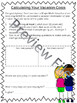 NEW! Planning a Vacation Real Life Project Grades 4-5