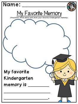 "NEW! Primary Theme - ""Kindergarten Grads!"""