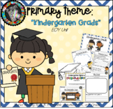 Primary Unit Theme - Kindergarten Graduation
