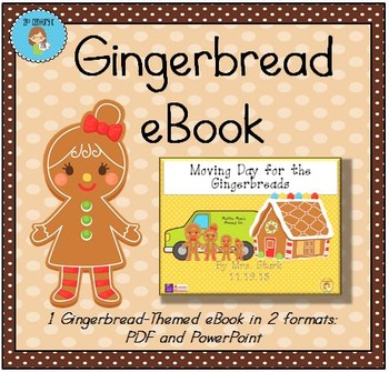 NEW! Primary eBook - Gingerbread (PDF & PPT)