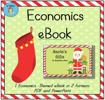 NEW! Primary eBook - Santa's Economics (PDF & PPT)