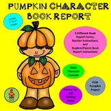 NEW Pumpkin Book Report and Project