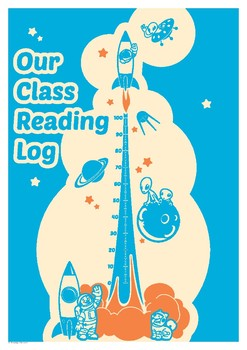 NEW! Reading Log Set