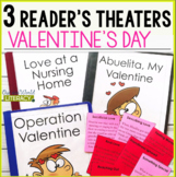 NEW Resource: 3 Valentine's Day Reader's Theaters