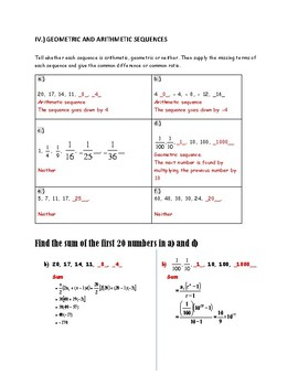 NEW SAT REVIEW - WORKSHEET #1 WITH SOLUTIONS
