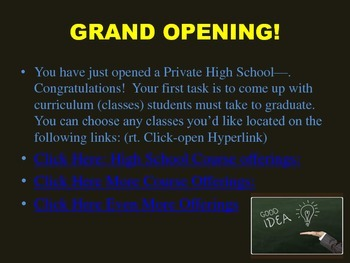 NEW SCHOOL PROJECT