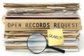 NEW SCHOOL TOOLS: Student Records Request Form