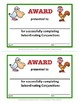 SUBORDINATING CONJUNCTIONS • GRADES 3–5