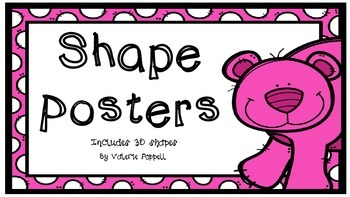 ****NEW**** Shape Posters
