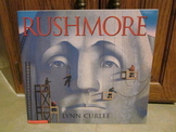 NEW Softcover Book:  Rushmore by Lynn Curlee