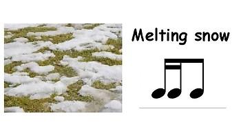 NEW! Spring Word Rhythms