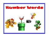 NEW Super Mario themed number charts  EXTENDED Version 1 - 20