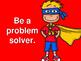FREEBIE Superhero Behavior Posters