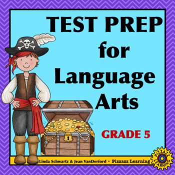 TEST PREP FOR LANGUAGE ARTS • Grammar Practice and Review