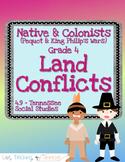 NEW Tennessee Social Studies - Pequot War & King Philip's War 4.9