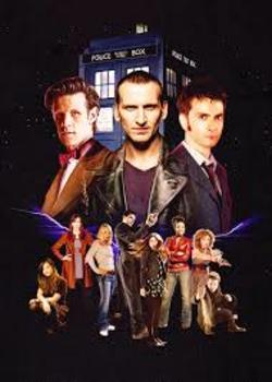 Text Evidence~ID Key Words in Questions with Doctor Who & his Companions