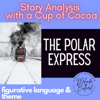 *NEW* The Polar Express...a Common Core Lesson with a cup of cocoa