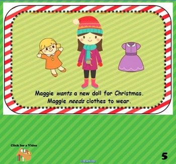 NEW! Themed Smart File - Santa's Economics (Includes eBook and Activities)