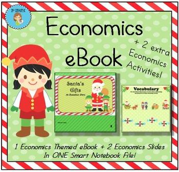 NEW! Themed Smart File - Santa's Economics (Includes eBook